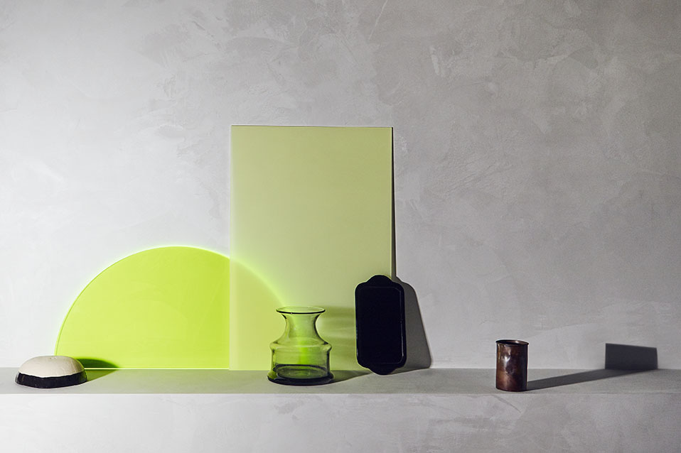 Neon Still Life Series