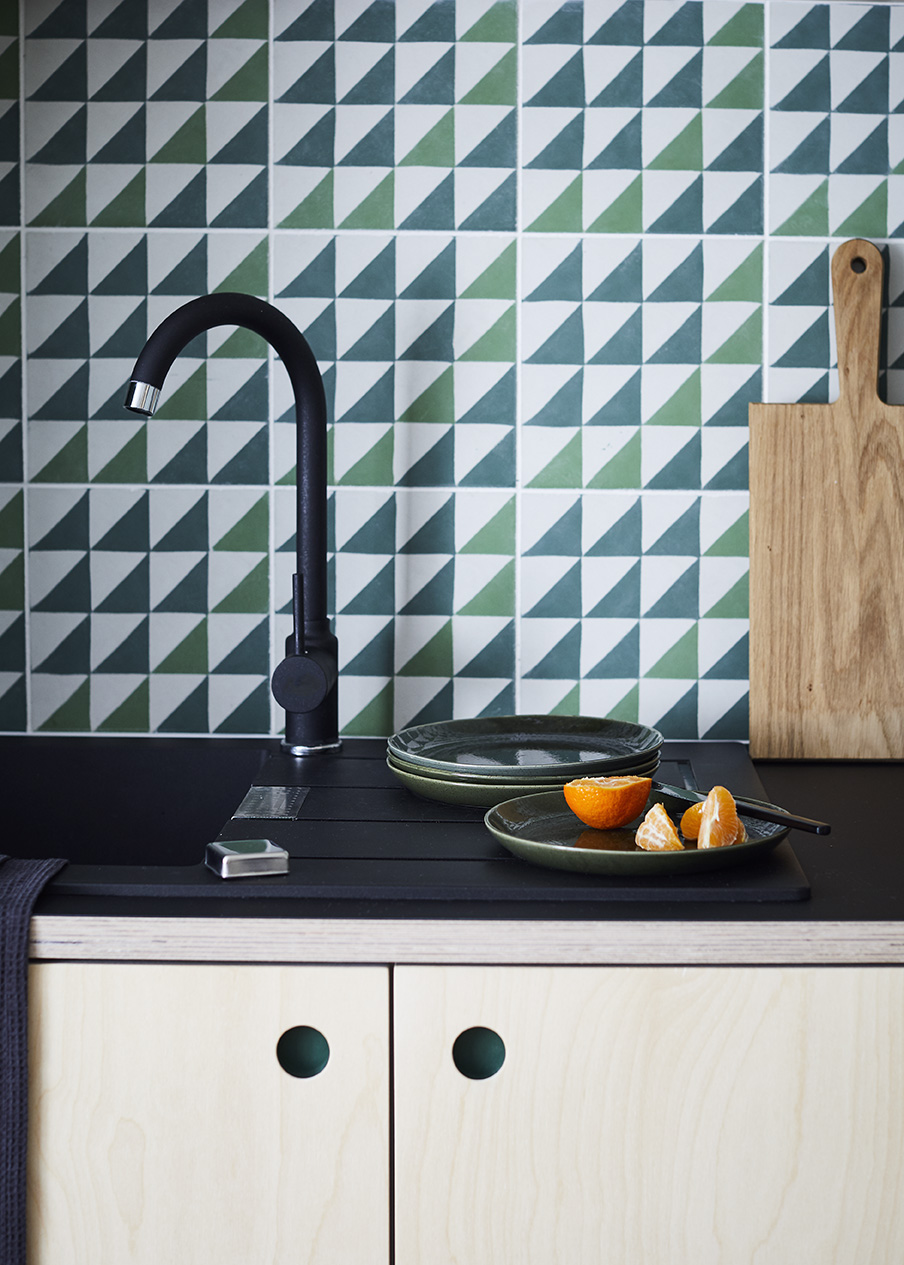 Bow Quarter Kitchen Design and Styling