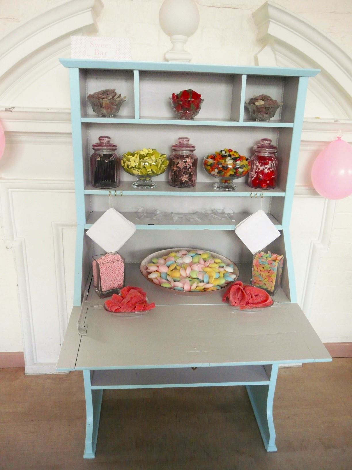 Our sweet table out & about