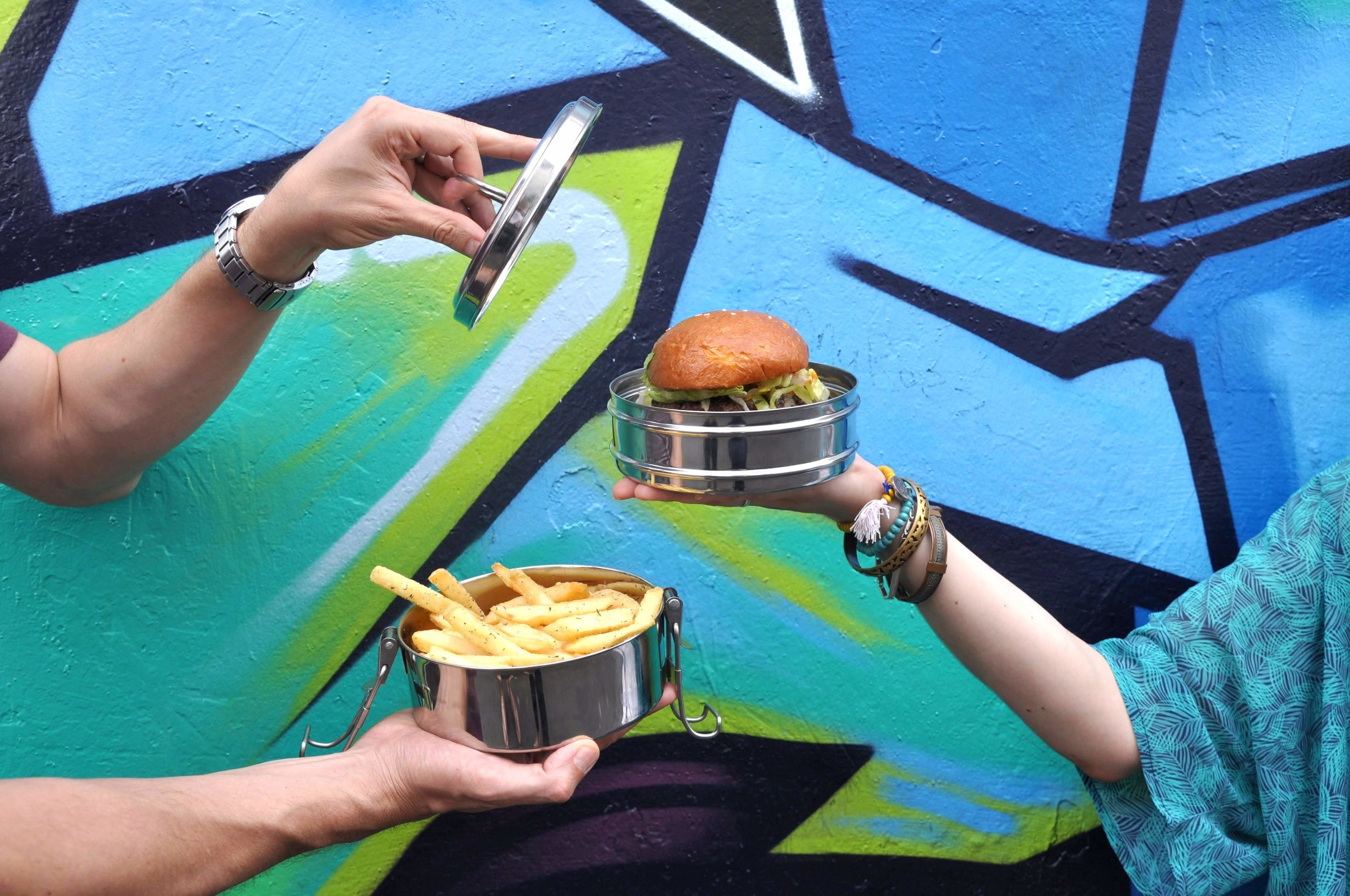 WEEK FIVE CHALLENGE: Get a takeaway meal waste free