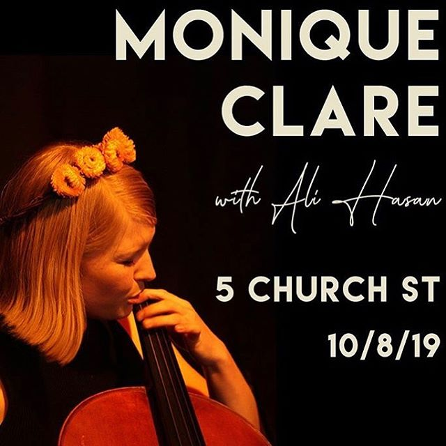Not to be missed - Back home from a songwriting residency in the Canadian rockies and a three-month tour with The Maes, Monique Clare has a stack of new songs and stories from the road.  Supported by local musician Ali Hasan performing music from his home country, Syria on the tanbur. Doors 7pm Pre-book: https://www.trybooking.com/526343 . . . . . #5churchst #no5 #ilovebelloshire #ilovebello #cafe #coffee #food #bello #bellingen #yummy #loveatno5 @moniqueclaremusic
