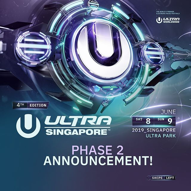 Ultra SG Phase 2! 🔥🔥🔥 HEADLINERS: @axwell  @jamiejonesmusic  @knifepartyinc  @martingarrix  @porterrobinson  @skrillex  SUPPORT: @artdepartmentofficial  @eatseverything  @hotsince82  @infectedmushroom  @kayzomusic  @zedsdead  ADDITIONAL SUPPORT: @musicbybrooks  @yael_cmcs  @dyro  @joshwink1  @loopersmusic  @matissesadko  @sethhillsmusic  @whippedcream  @youngbombs  REGIONAL SUPPORT: @22bulletsmusic  @cream__y  @jimmyclashmusic  @kaiserwaldon  @ksuke_jpn  @myrnemusic  @raverepublic  @djrayraytaiwan  @scottycal_  @djvictoriasg  @yamatodj