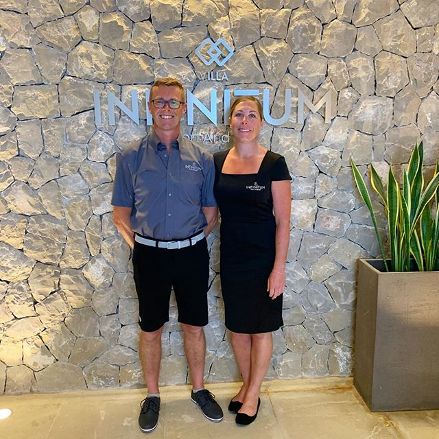 Villa Infinitum's two full-time housekeepers are always on hand to meet and greet guests on arrival and take care of them throughout their stay. . . . #villainfinitum #infinitum #mallorca #portdandratx #mediterranean #housekeeping #luxurylifestyle #villa #beachhouse #views