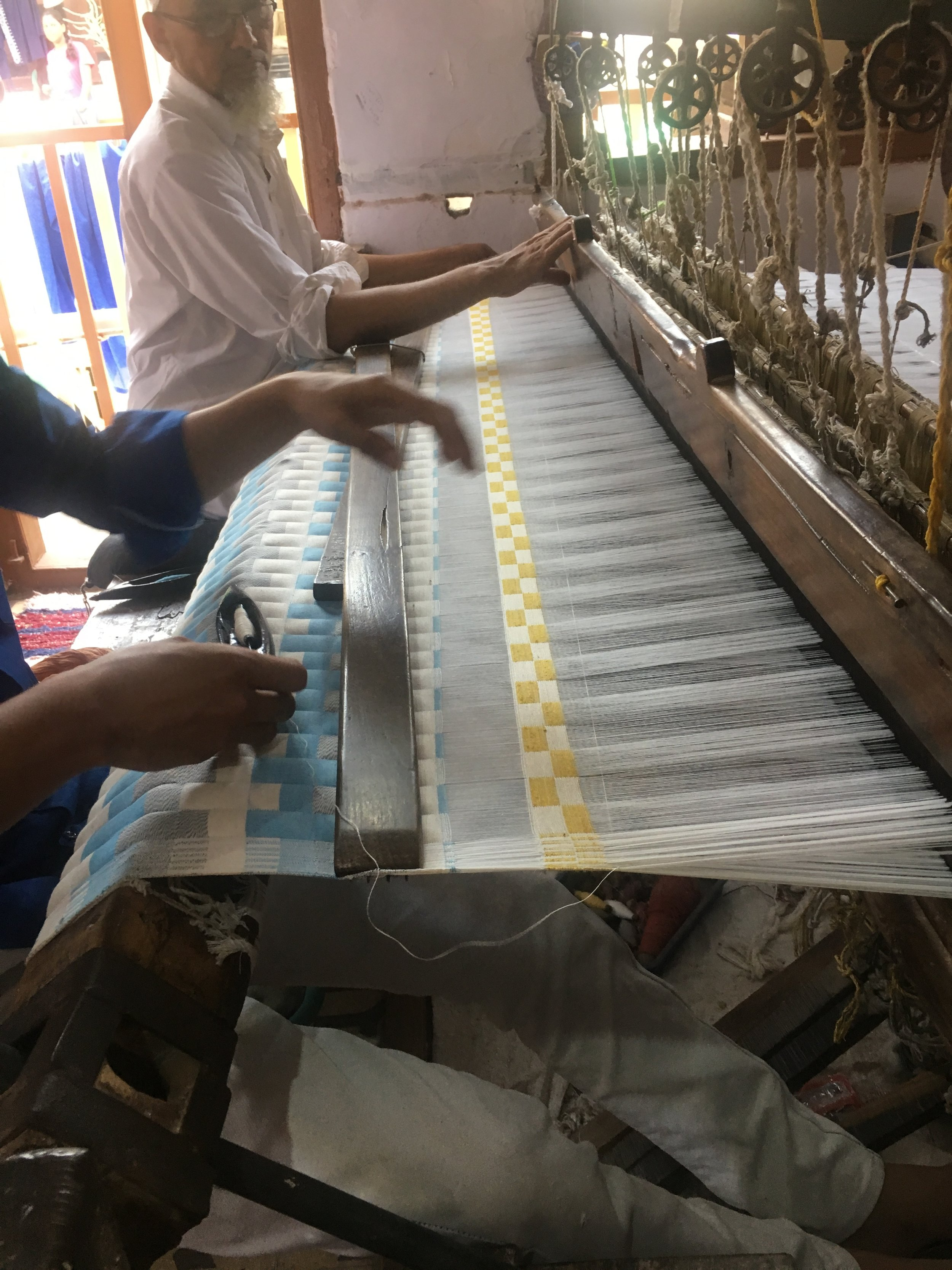 Sujni quilt in making.JPG