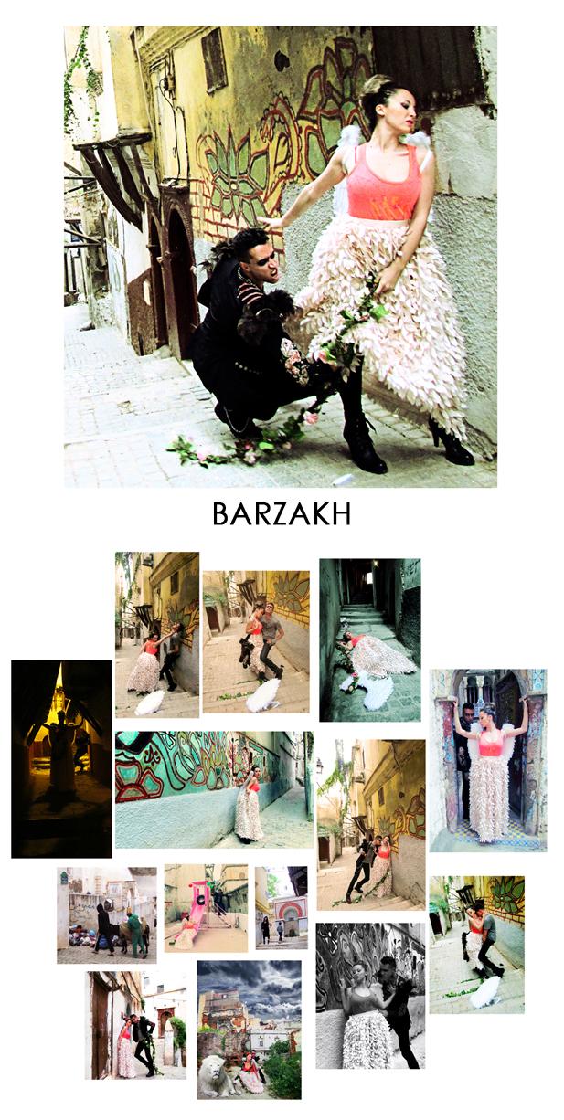 Mazia Djab - Barzakh