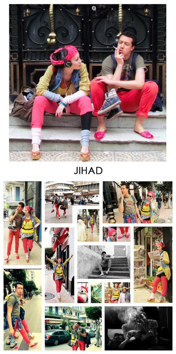 Mazia Djab - Jihad