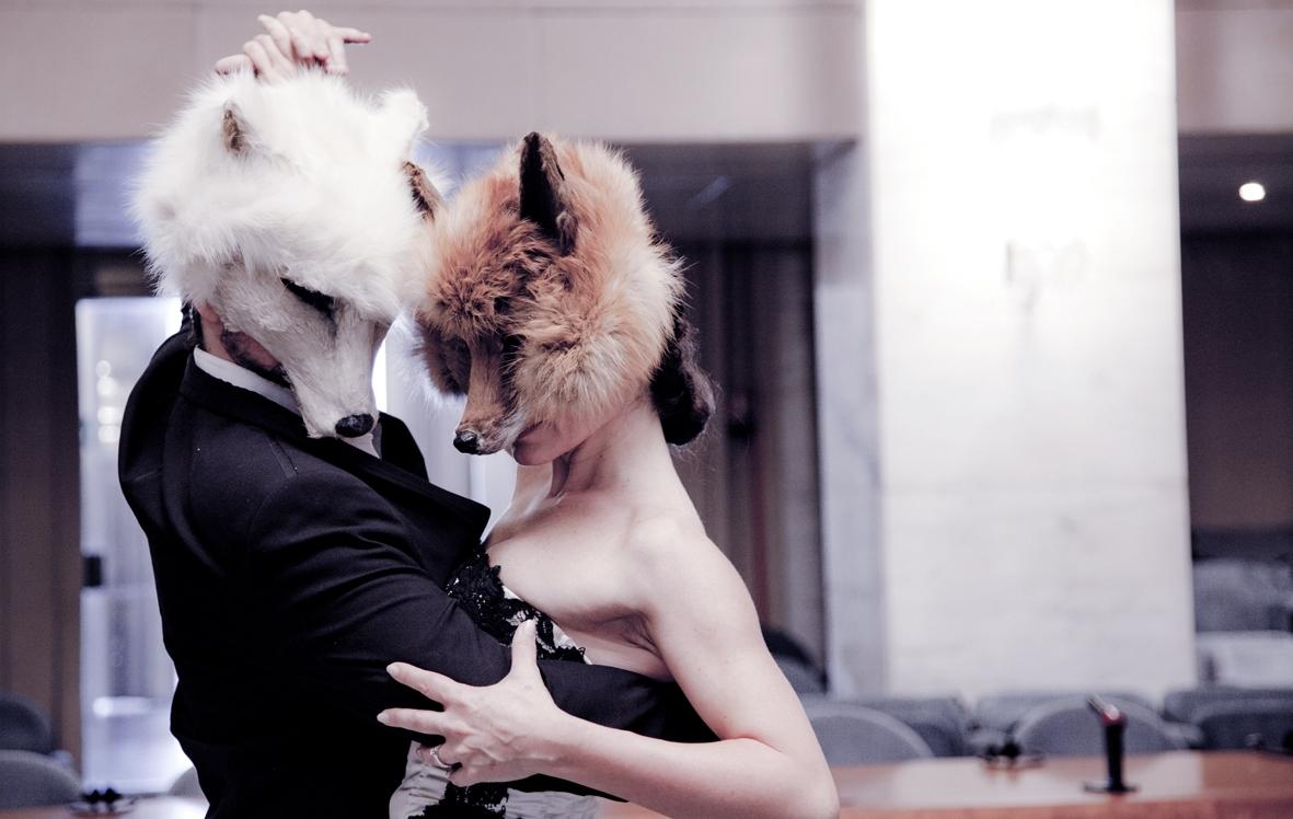 Elena Bellantoni - The Fox and the Wolf: STRUGGLE FOR POWER