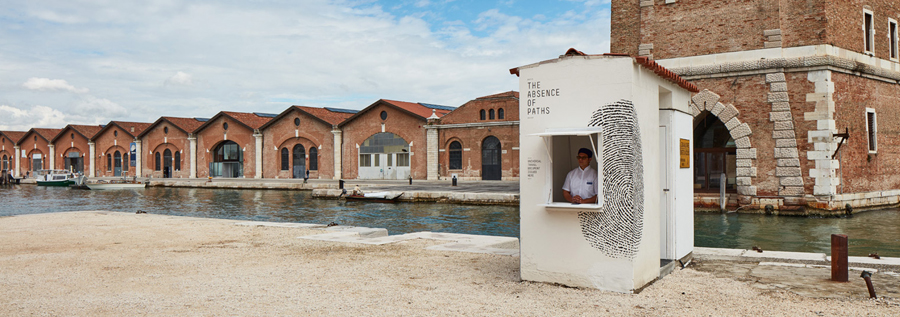 The Absence of Paths - Venice Biennale
