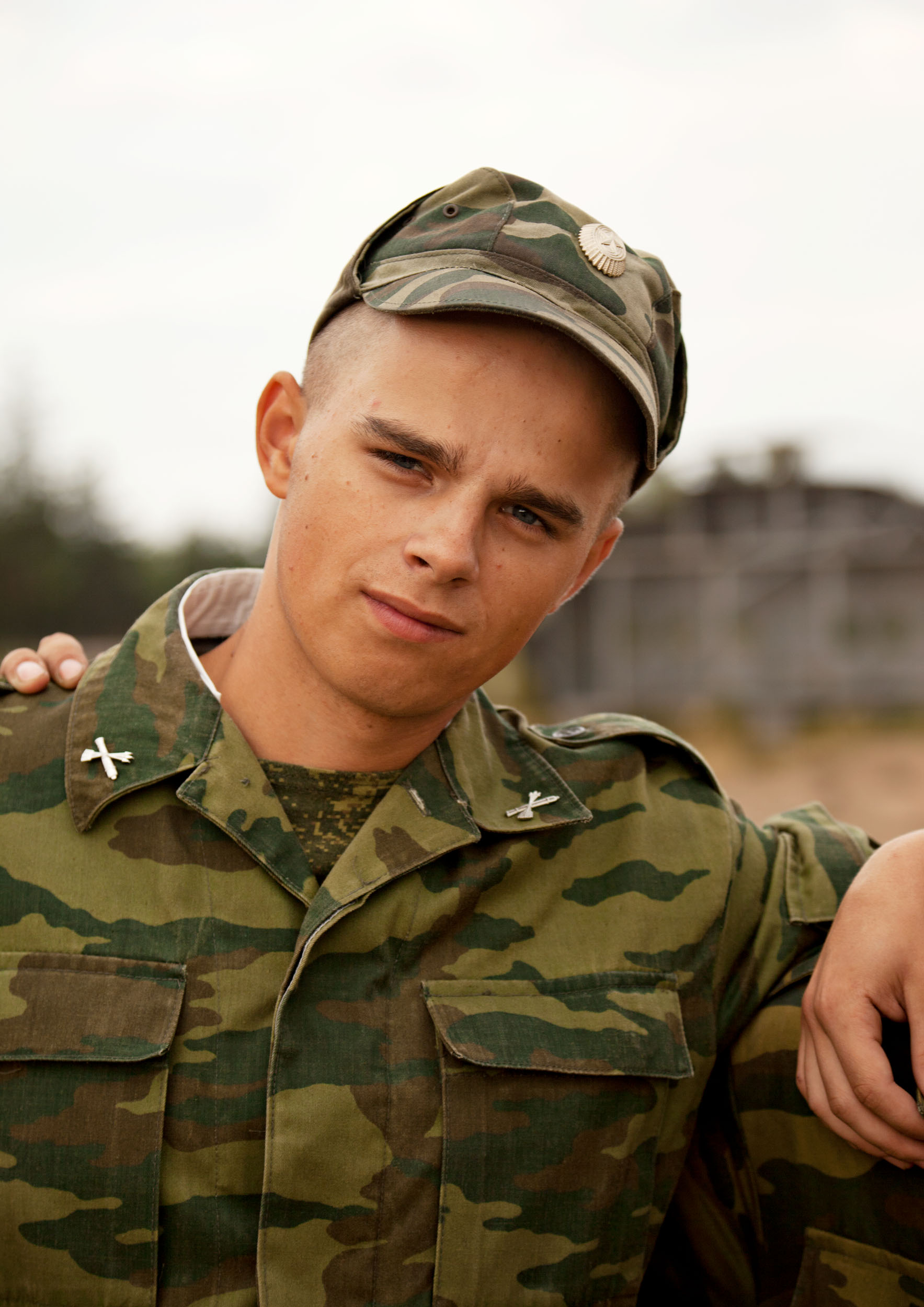 Young Soldier 1  2011, archival pigment print 134 x 95 cm / 53 x 37.5 in. Edition of 5