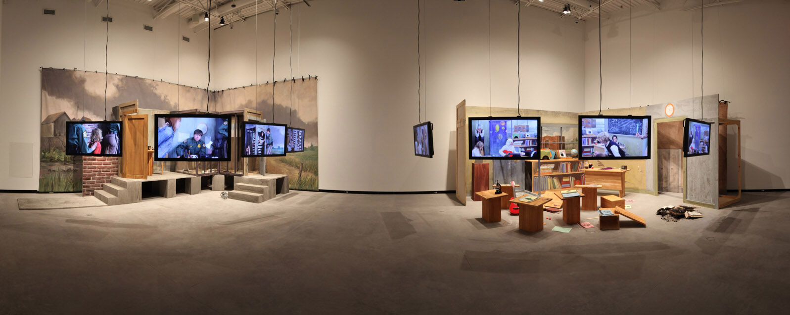 Installation view at the Judith & Norman Alix Art Gallery, 2012. Collection of Judith & Norman Alix Art Gallery, purchased with the support of the Canada Council for the Arts Acquisition Assistance program, 2012