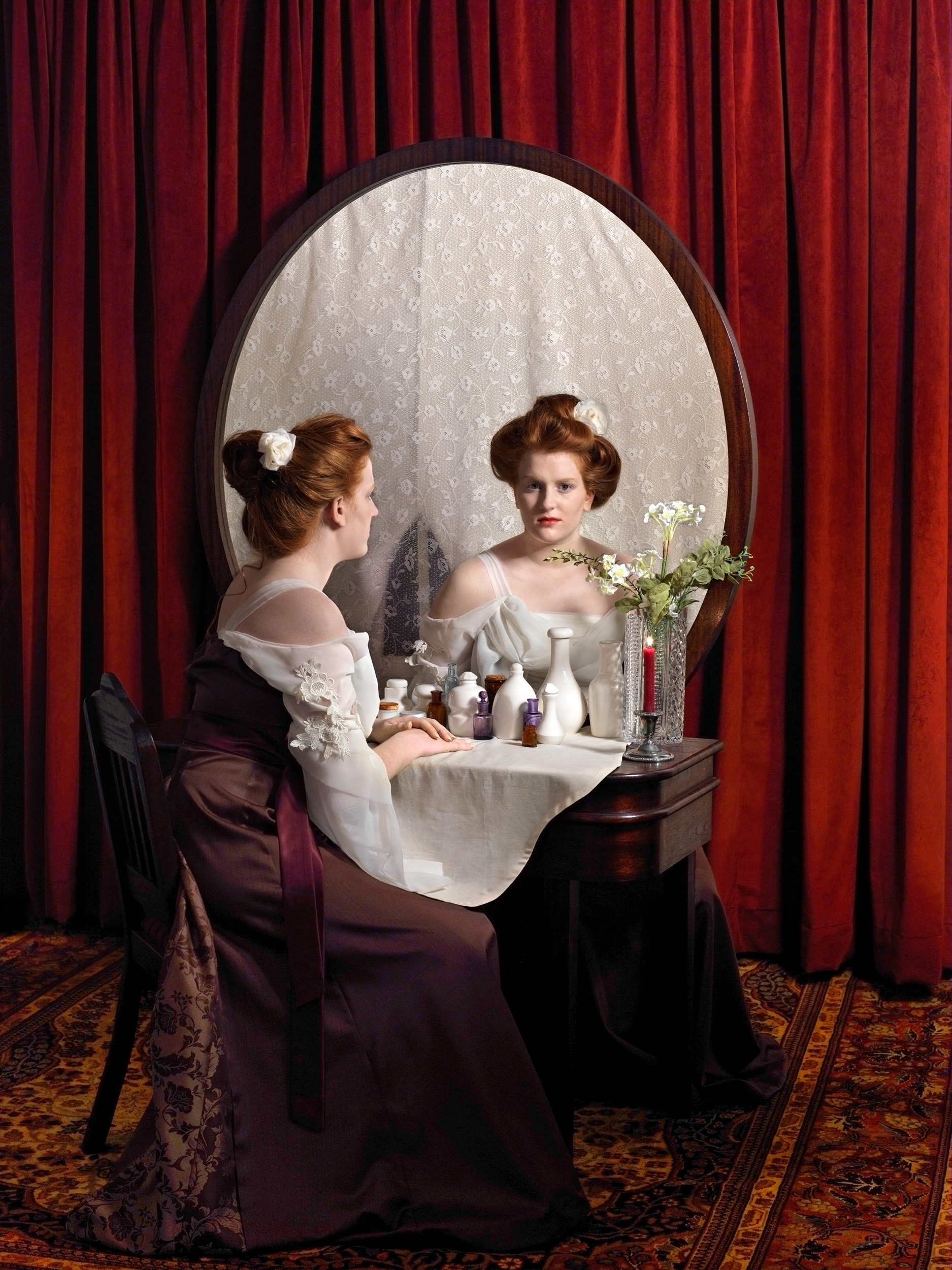 All Is Vanity  2009, colour photograph 101 x 76 cm / 40 x 30 in. Edition of 7