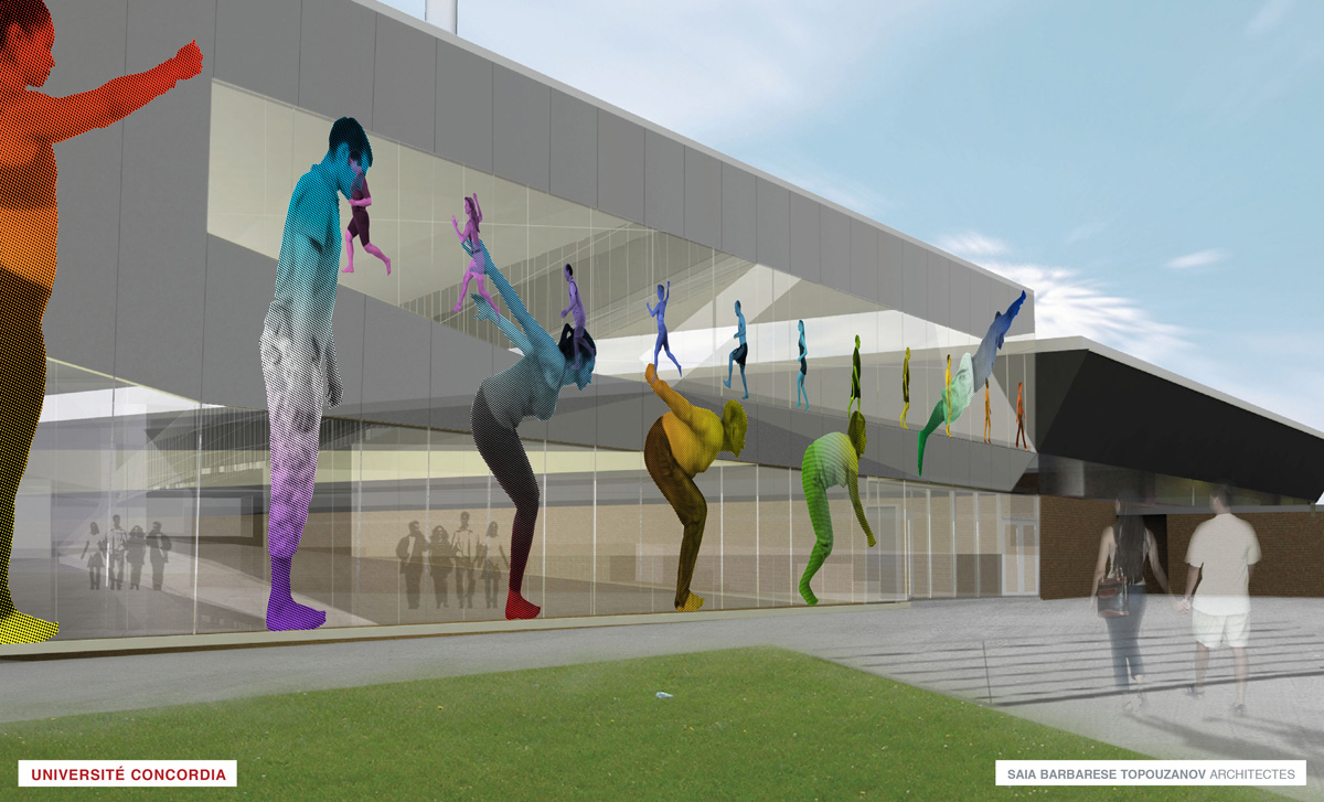 LEAP  2010, Digital model