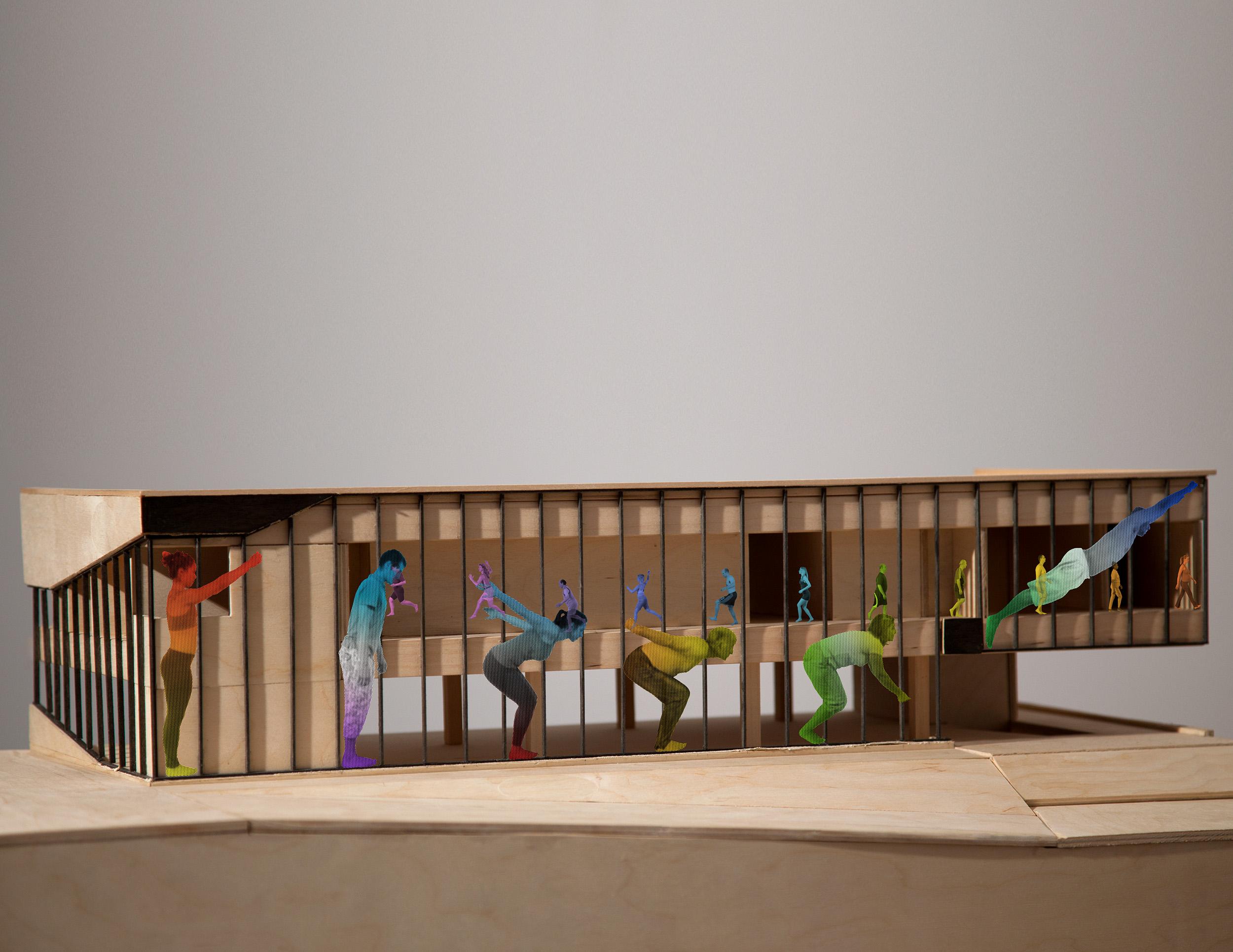 LEAP  2010, Architectural model
