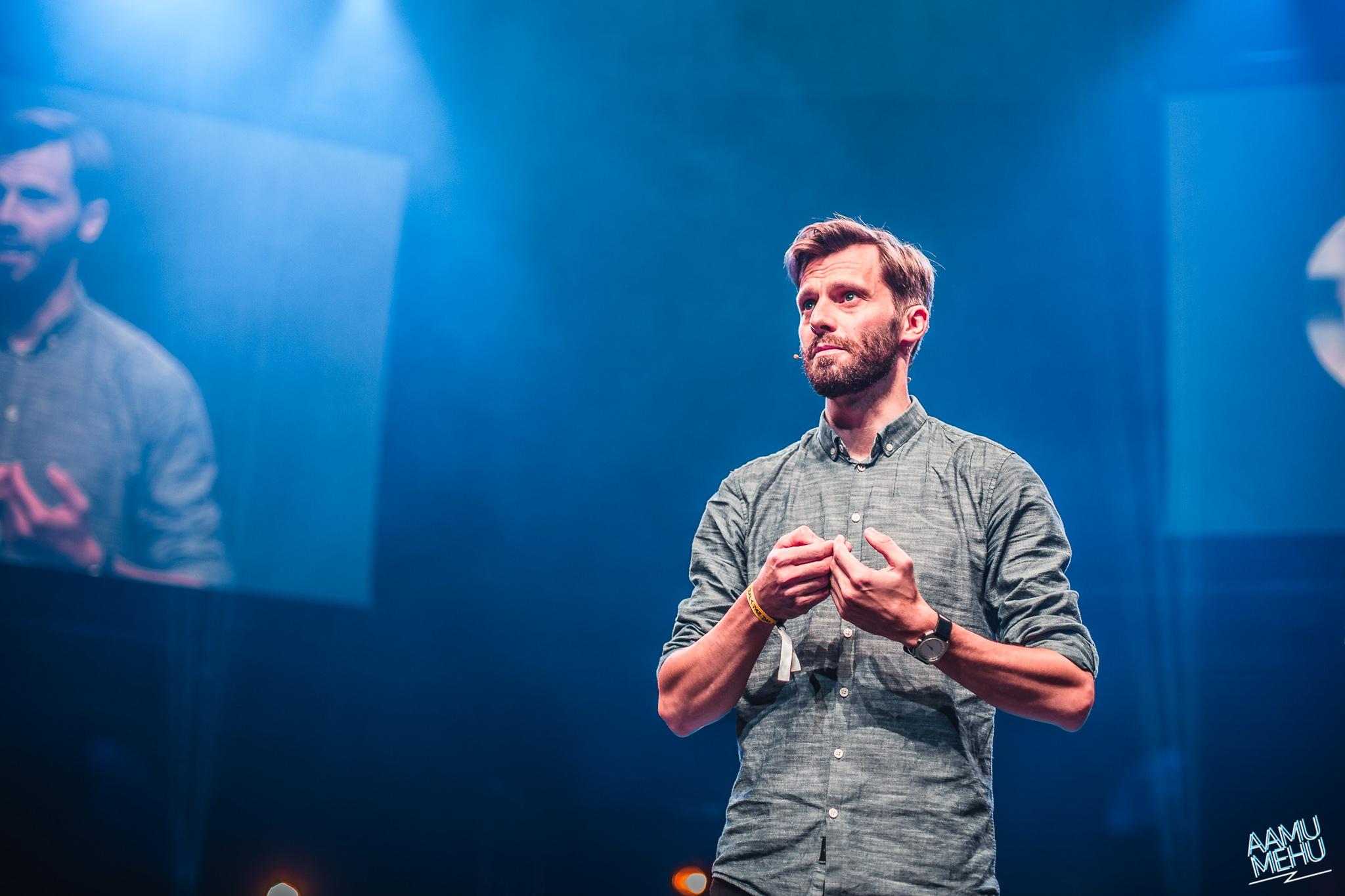 Talk the Talk @Musiikkitalo, Helsinki 2018. Photo: Tapio Auvinen