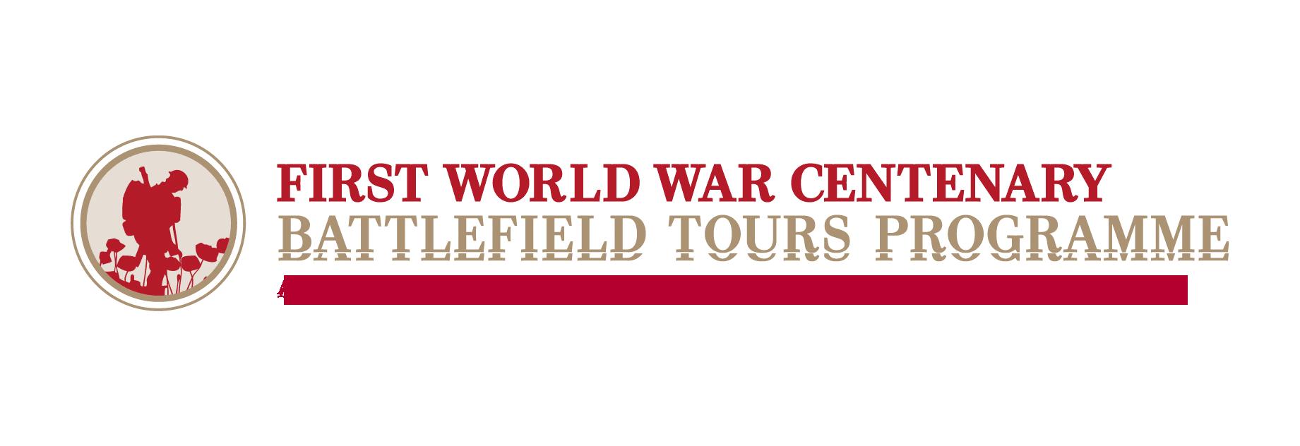 First world war battlefields logo.png