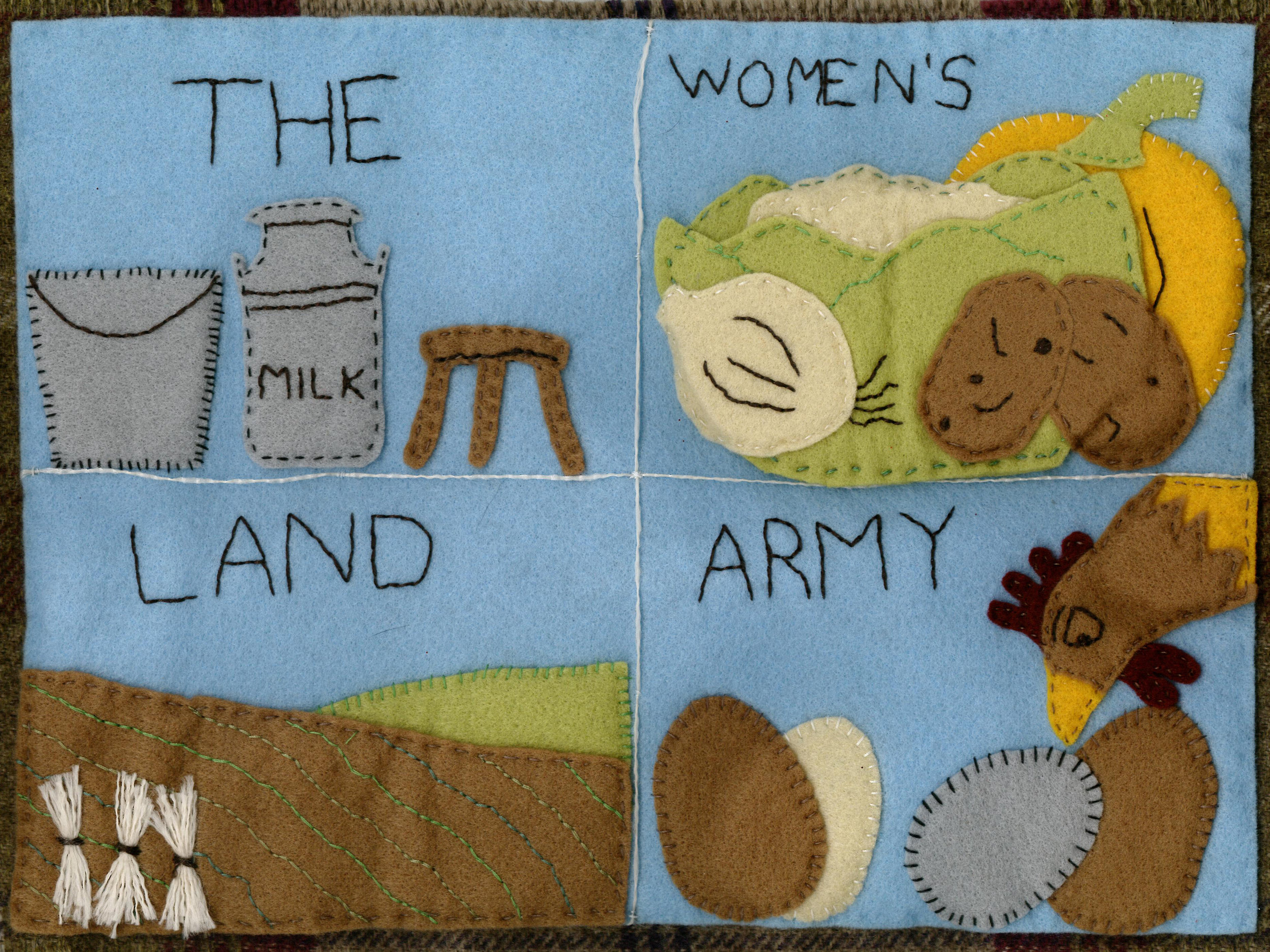 The Women's Land Army, by Rebekah Heath.jpg