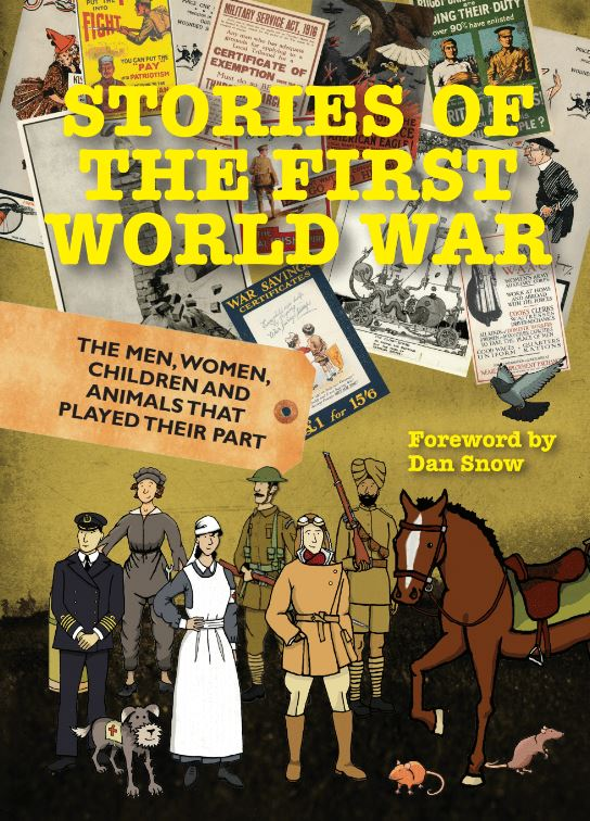 Stories of the First World War offers an introduction to key themes of the War, and a range of country profiles! Available on Amazon.