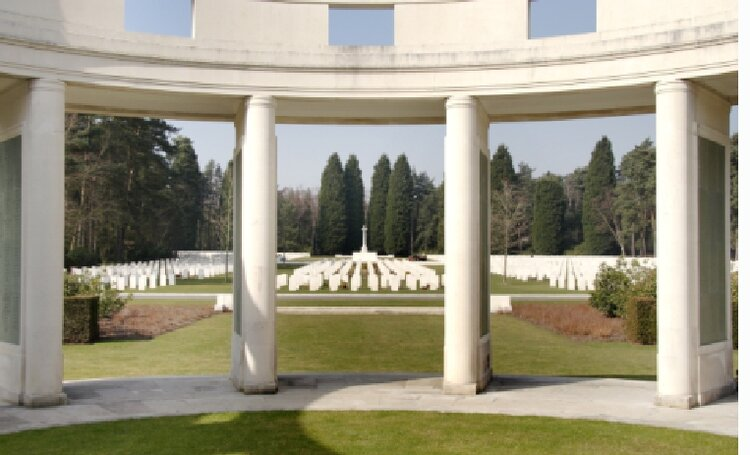 cwgc brookwood military cemetary, uk