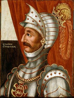 william the conqueror, painted circa 1618 - 1620