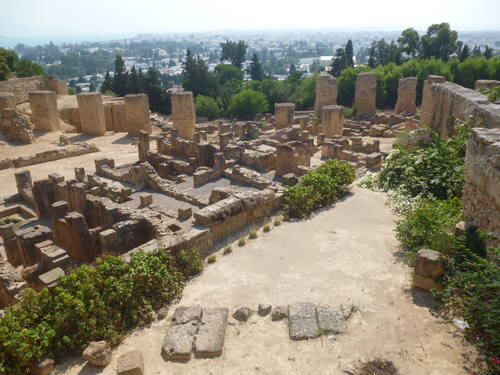 Archaeological Site of Carthage  © UNESCO Christian Manhart
