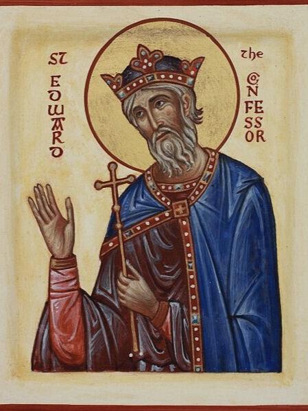 Edward the Confessor - Edward the Confessor was King of England from 1042 to 1066. When he died in 1066 he left no heir to the throne.