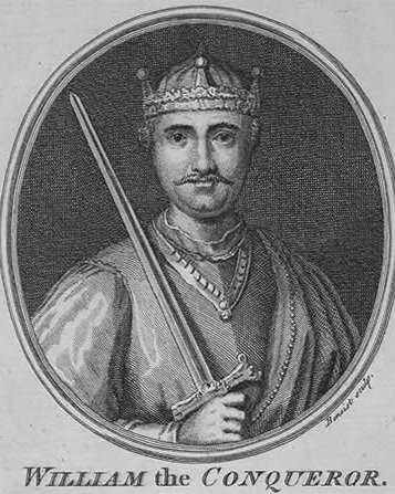 Change in Language - When William, Duke of Normandy, conquered England he brought the Norman / French language across with him.