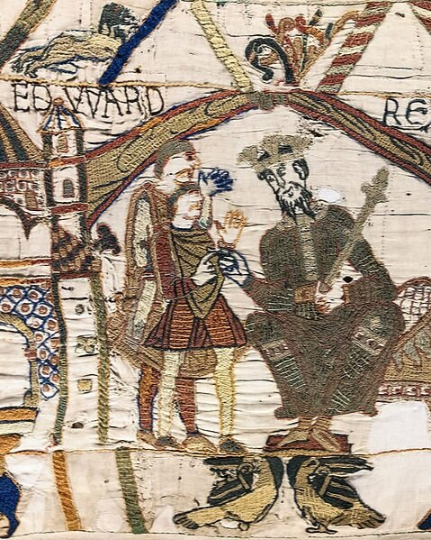 Bayeux Tapestry - The most famous depiction of the Battle of Hastings is the Bayeux Tapestry. A hugely impressive piece of artwork which tells a lot of the story of the conflict…