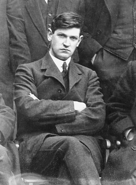 MICHAEL COLLINS PICTURED IN 1922