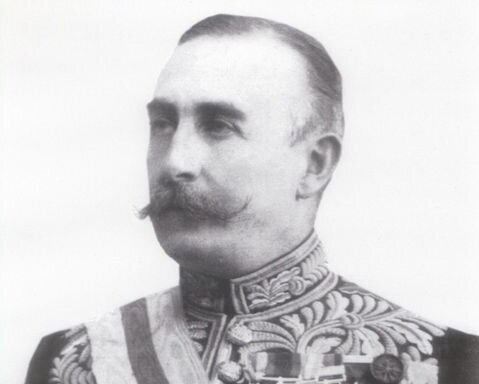 Gilbert Elliot-Murray-Kynynmound, 4th Earl of Minto (1845-1914), governor general of Canada and viceroy of India