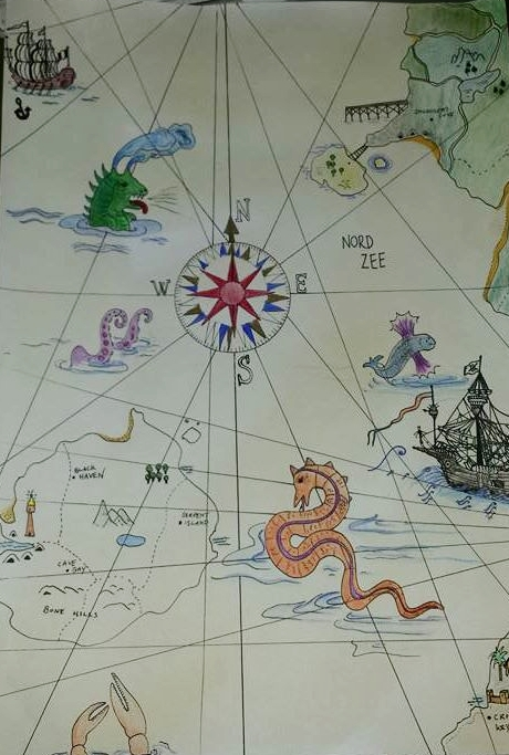 Mythical Maps