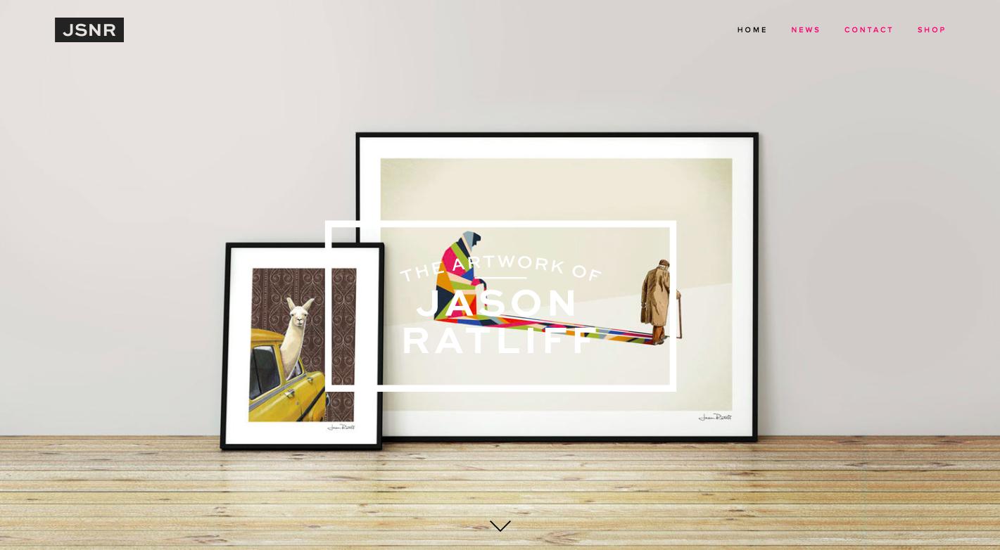 JASON RATLIFF I Diseñador Desconocido