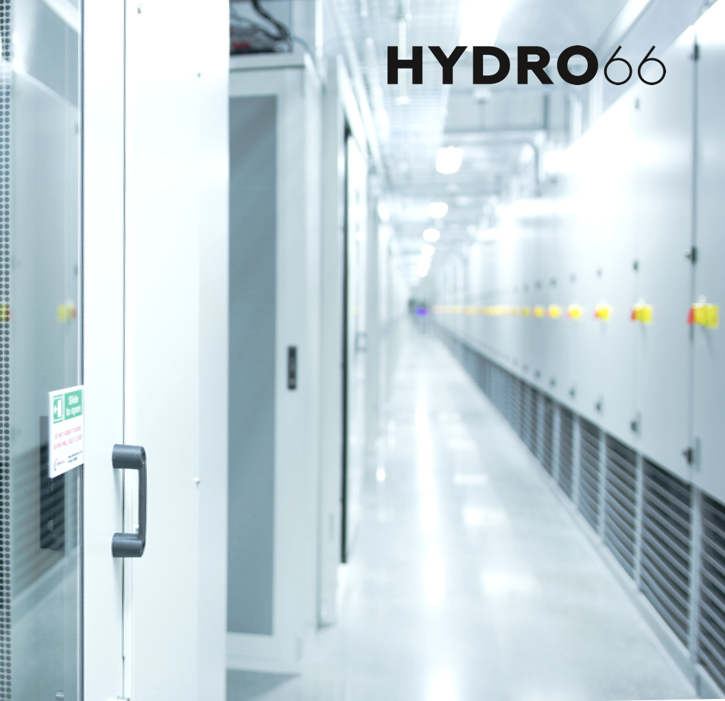 ECV 18000 CloudCooler - Hydro66 DH3, Sweden - Award winning colocation facility