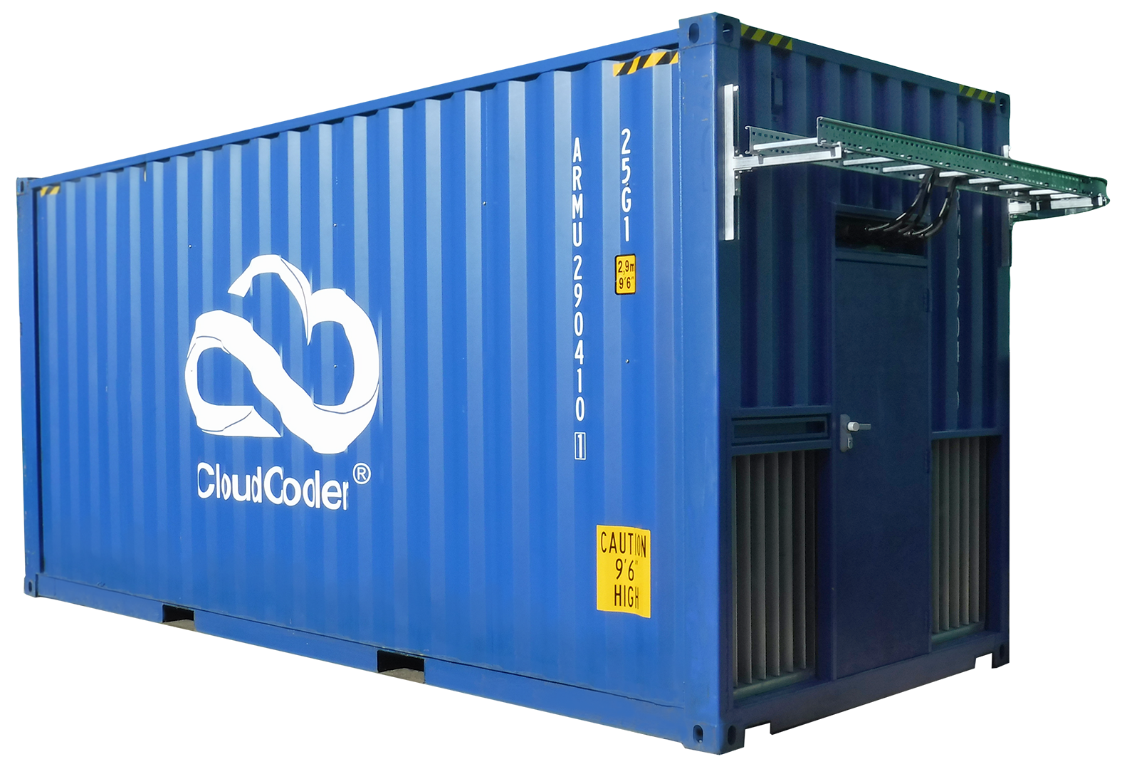 HPC Data Container. Supporting the growth of the Edge.