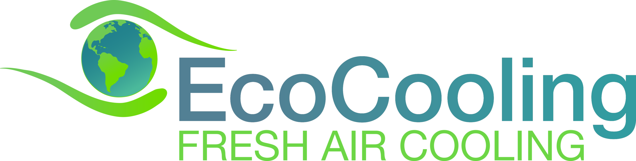 EcoCooling logo manufacturers of CloudCooler IT cooling range for data centres