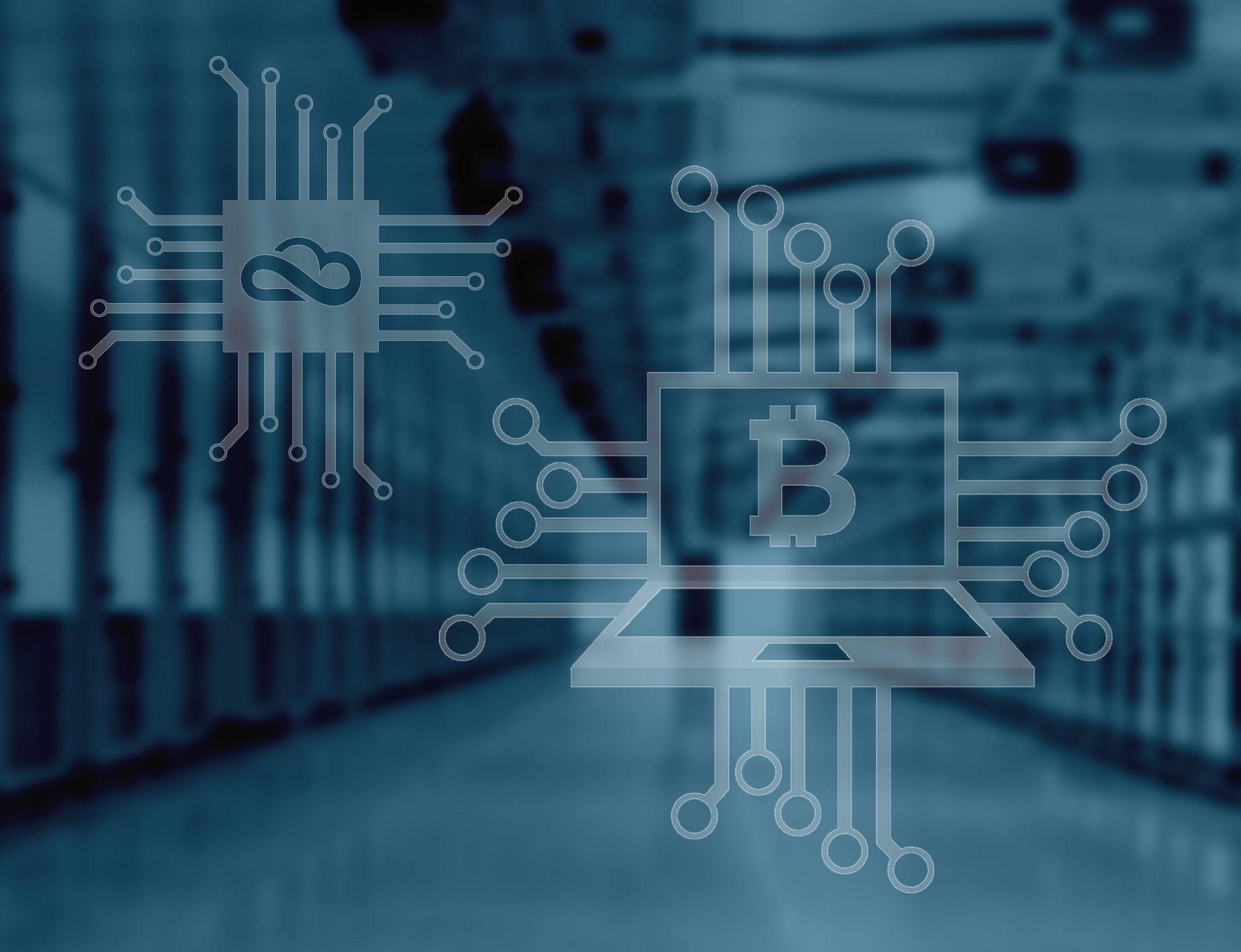CloudCooler cooling bitcoin crypto currency mining in data centres