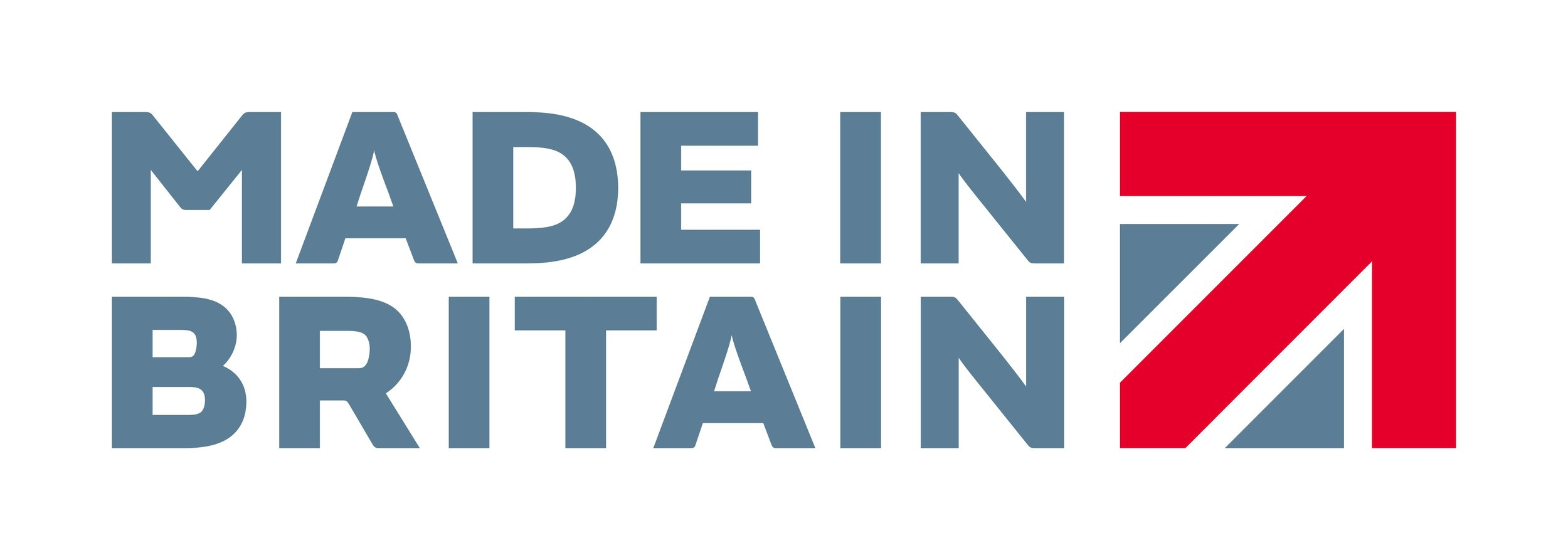 CloudCoolers are made In Britain Logo