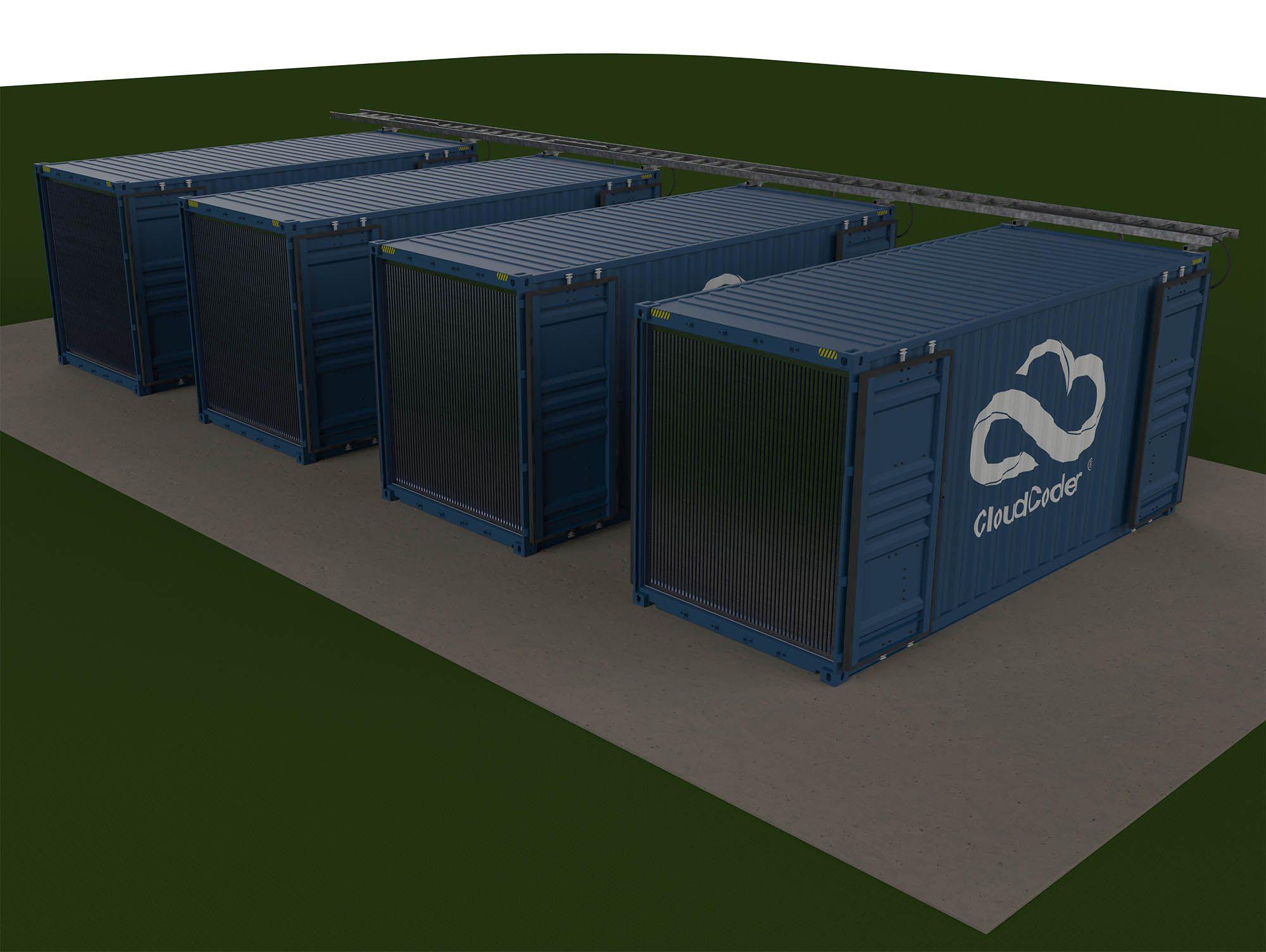 HPC Data Container