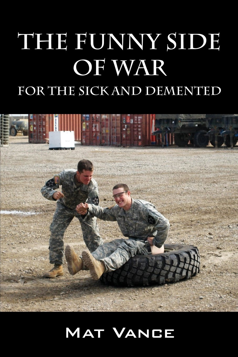 THE FUNNY SIDE OF WAR - $14.00