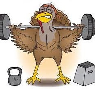 Happy Thanksgiving from the CFI family to all of yours. Enjoy family, friends, and a Redskins win! Who is getting in a sweat before stuffing? Comment your turkey day workout below! #cfi #friendsfamilyfitness #fitnessturkeyinmymouth