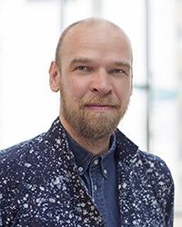 Ulrik M. Larsen, Senior Lecturer   contact