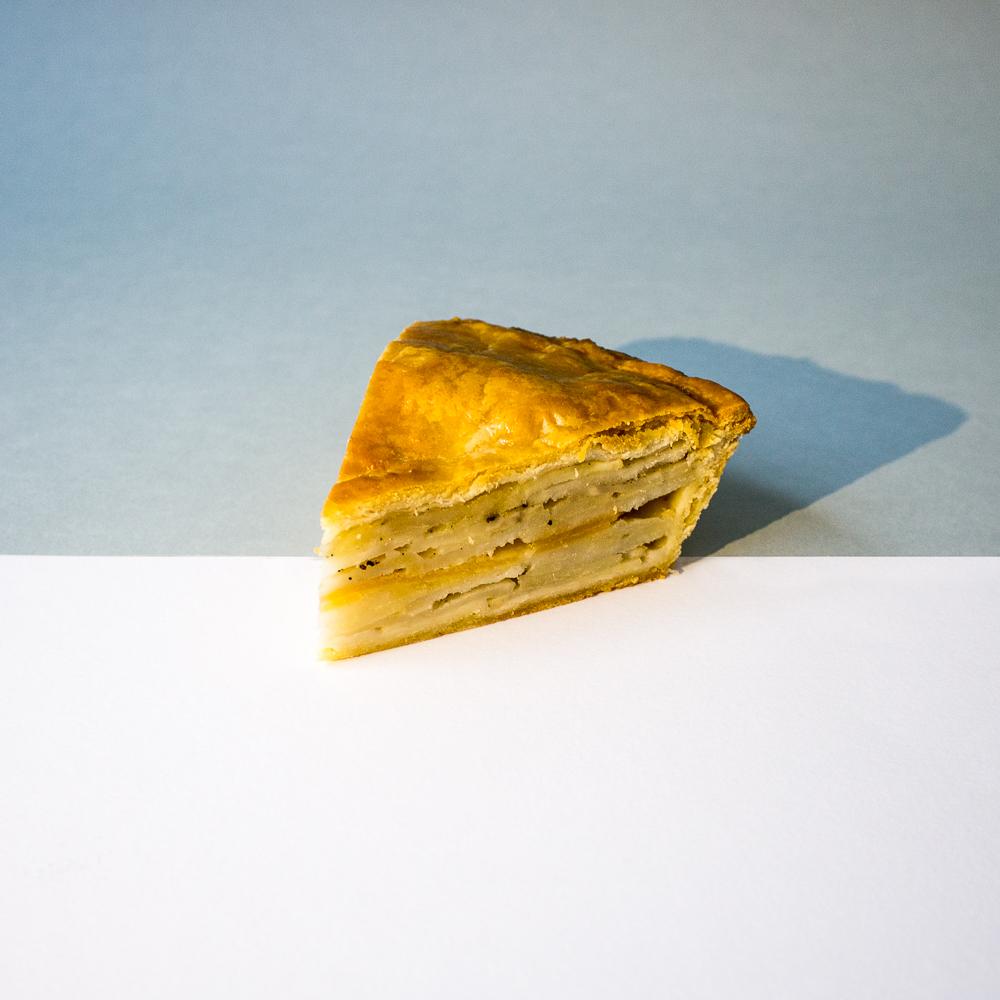 Cheese and potato pie 2