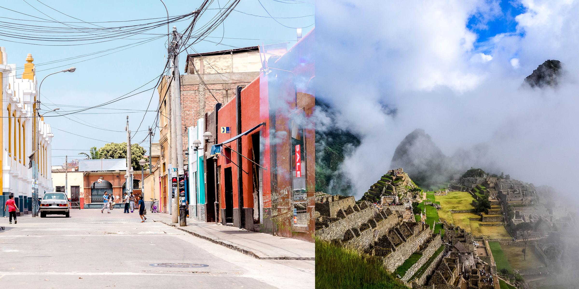 THE WILDE FAMIILY, PERU