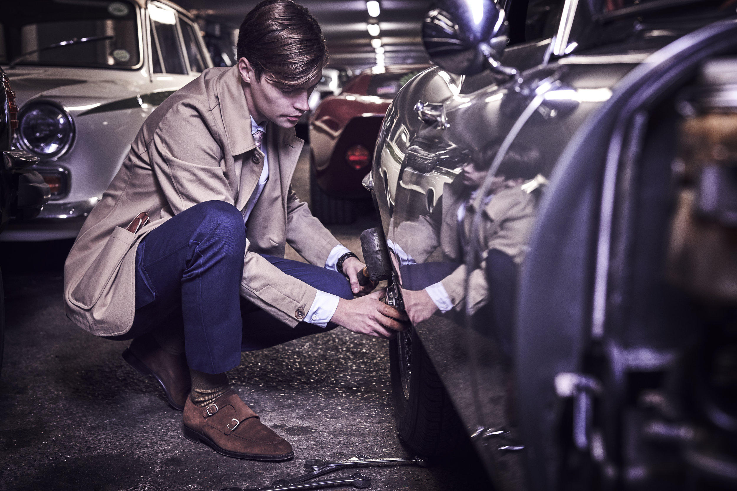 MbE Workwear Deluxe - Where smart meets casual