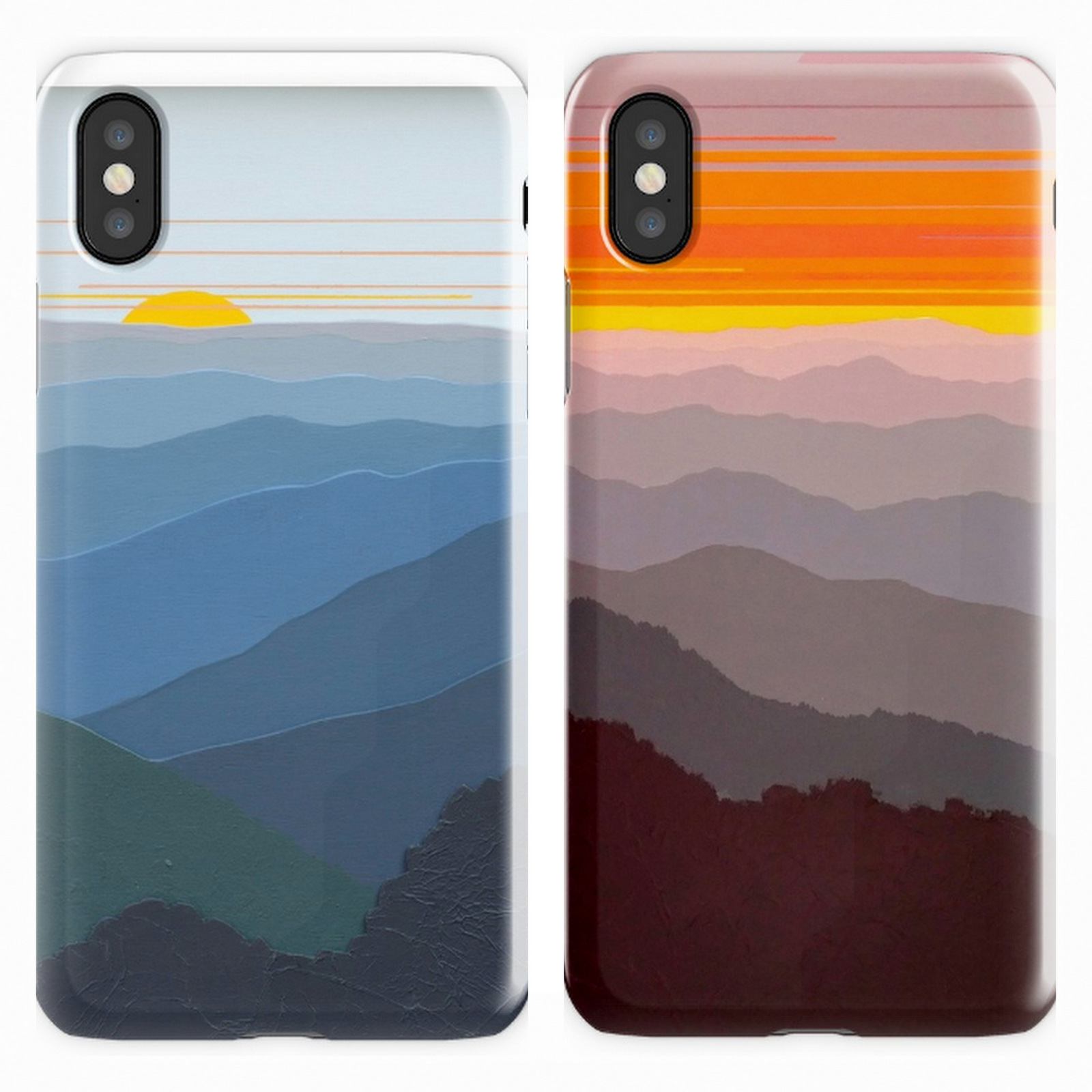 Phone Skins - Mountains