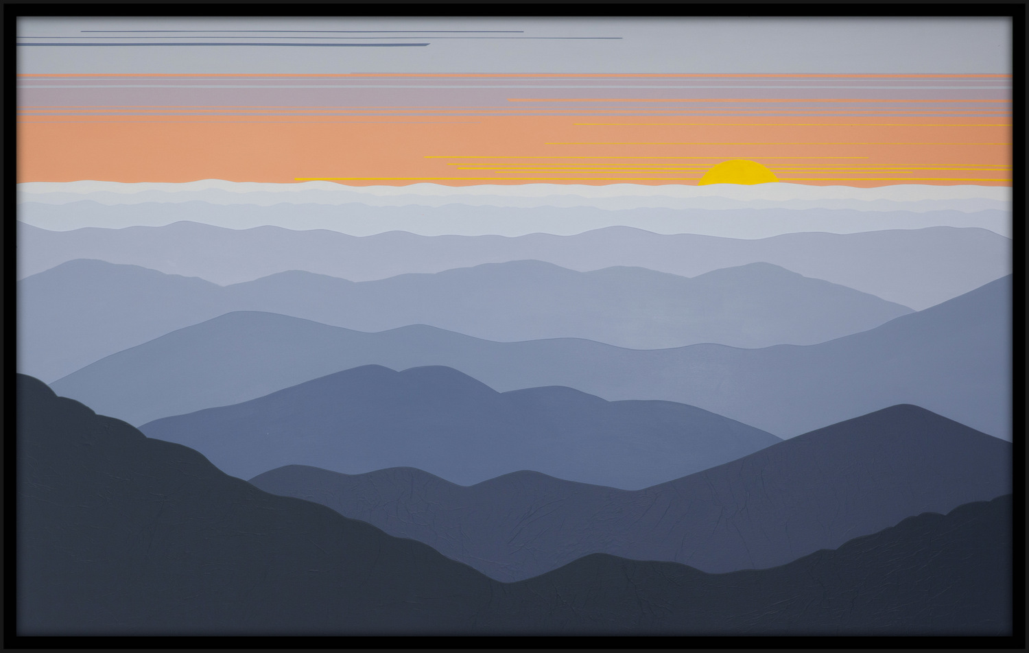 Commission Dimensional Landscape Paintings, Cindy Lou Chenard, Asheville, North Carolina-028.jpg