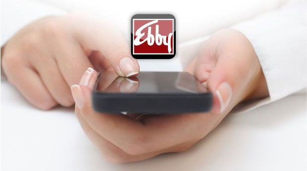 Download the Ebby App (iOS or Android)
