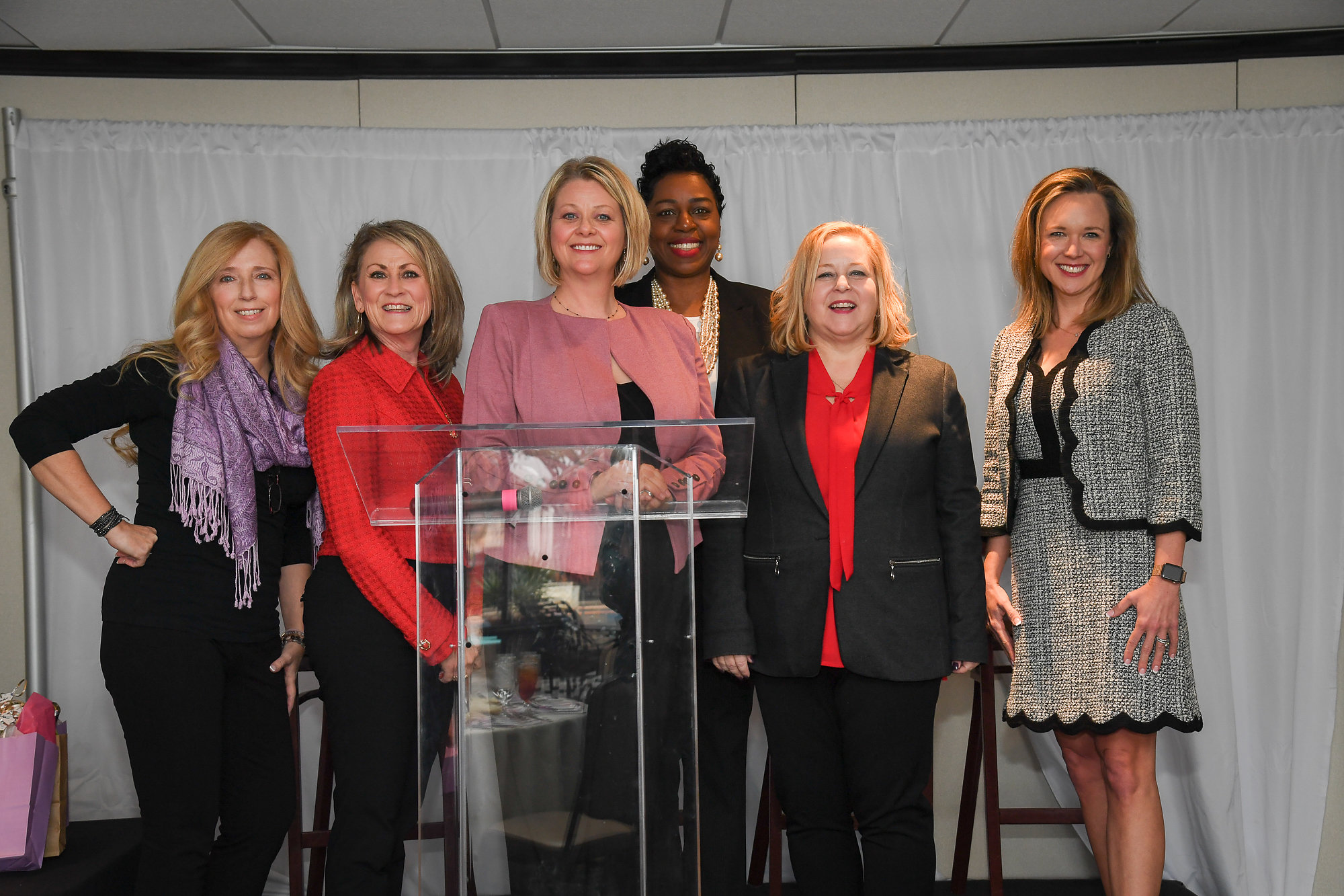 Espresso Yourself! - Wisdom from Women in BusinessThis luncheon was designed to inspire women and to provide critical funding needed to continue the important work helping survivors of violence and abuse find their way to healing.
