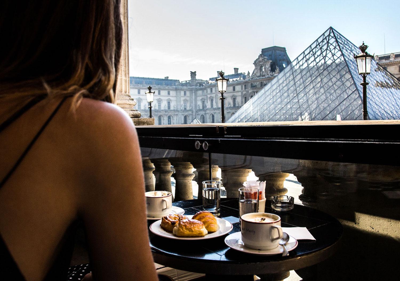 Cafe Marly, Paris