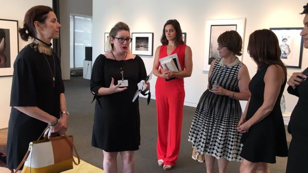 Alix Experience organises cultural events for members, such as trips to art exhibitions