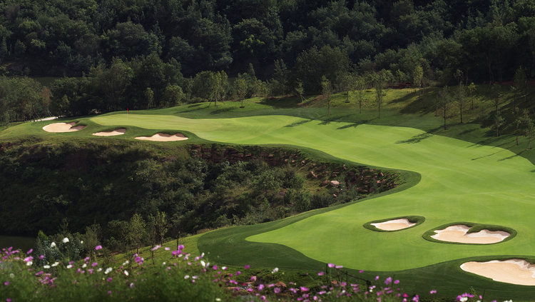 Yulongwan Golf Club